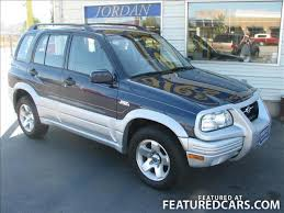 Amado 1999 Suzuki Grand Vitara - Post Falls, ID, Used Cars for Sale  #FG41