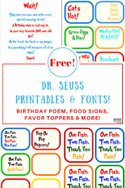 Dr Seuss Home Decor by 45 Best Dr Seuss Party Images On Pinterest Dr Suess Birthday