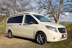 mercedes minivan mercedes metris sportsmobile custom camper vans