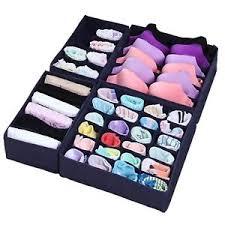 underwear organizer closet underwear organizer foldable bra sock underwear drawer