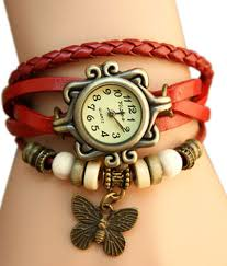 vintage bracelet watches images Watch red mysasa in jpg