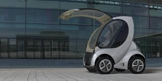 bbc future folding cars offer solution to urban transport problems