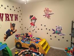 Route 66 Bedroom Ideas 10 Best My Sons Paw Patrol Bedroom Images On Pinterest Paw