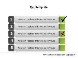 quiz template powerpoint create a quiz in powerpoint ideas