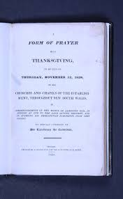 a form of prayer with thanksgiving bound with a charge delivered