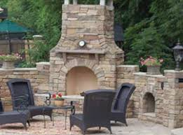 Outdoor Fireplace Chimney Cap - how to build an outdoor fireplace lovetoknow