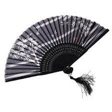 held folding fans fans