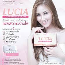 Gluta Shop gluta lucia glutathion skin whitening antioxidants reduces freckles