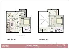Duplex Floor Plans 3 Bedroom by Side Duplex Apartments Flats For Sale In The Centre Of Kyrenia