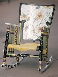 Painted Chairs Images 16 Best Whimsical Painted Chairs And Stools Images On Pinterest