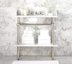 Pottery Barn Bathroom Vanities Adorable Console Bathroom Vanities Sophisticated Bathroom
