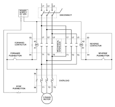 phase motor starter wiring diagram