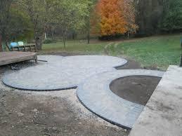 Concrete Paver Patio Designs by Paver Patio Contractor Rosemount Mn Devine Design Hardscapes