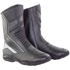leather motorbike boots bike it boost boots blda motorbikes