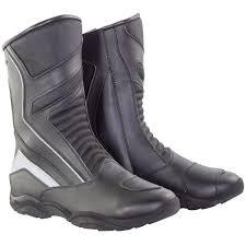 leather motorbike boots bike it boost boots blda motorbikes