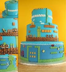 mario cakes mario bros cake by cakecrumbs on deviantart