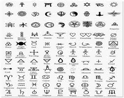 small meaningful symbols inspiration