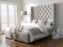 Tufted Bed Queen Tall Tufted Headboard Queen Home Design Ideas