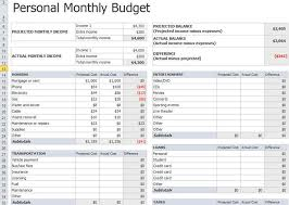 monthly budget template sogol co