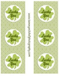 free printables st patrick u0027s day free printable lucky you tags