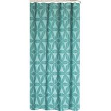 Yellow And Navy Shower Curtain Modern Shower Curtains Allmodern