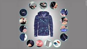 travel jacket images This travel jacket does 15 things at once jpg