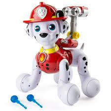 target paw patrol lookout black friday paw patrol zoomer marshall interactive pup with missions sounds