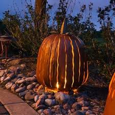 Outdoor Halloween Decorations Pumpkin by Outdoor Halloween Decorations You U0027ll Love Wayfair
