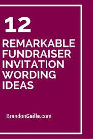 fundraising ideas for class reunions remarkable fundraiser invitation wording ideas