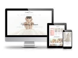 wedding planner websites wedding planner joomla wedding template