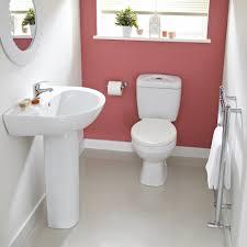 Modern Bathroom Suites by Premier Melbourne Modern Toilet And Basin Set
