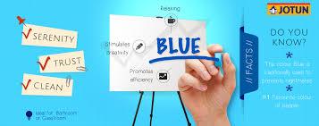 blue colourful facts colours u0026 inspirations jotun