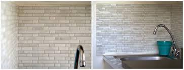 faience adhesive cuisine adhsif salle de bain amazing stick on backsplash tiles for kitchen