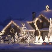 christmas light displays world u0027s most outrageous overdecorated houses