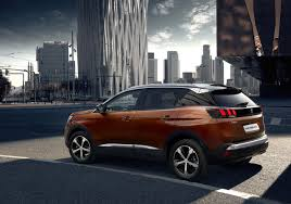 pergut car all new peugeot 3008 suv peugeot uk