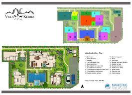 floorplan villa kedidi u2013 canggu 3 bedroom luxury villa bali