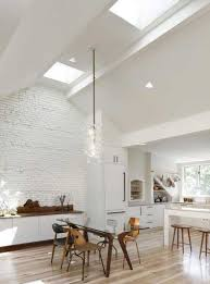 cuisine style loft cuisine blanche plan travail bois 4 cuisine blanche style loft