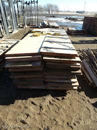 basement wall forms set item al9016 sold march 30 const