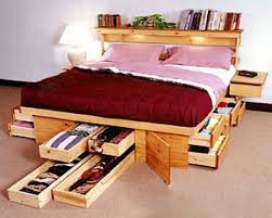 platform beds with storage platform beds with storage space design