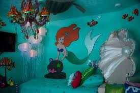 little mermaid bedroom bedroom fabolous little mermaid girls bedroom decor girl bedrooms