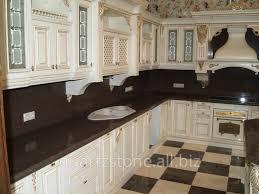 Quartz Table L Kitchen Table Top From Technistone Taurus Brown Pearl Quartz Buy
