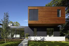 modern house in linden hills is different in style but not stature