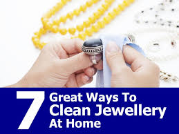 how to clean 7 great ways to clean jewellery at home