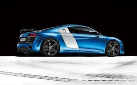 Audi R8 Blue - audi r8 china edition malibu blue or suzuka grey