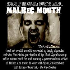 Red Wine Meme - malbec mouth the reboot the wine stalker
