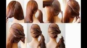 step by step hairstyles for long hair with bangs and curls simple hairstyles for long hair step by step video dailymotion