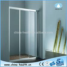 3 Panel Shower Doors Three Panel Sliding Glass Shower Doors Sliding Doors Design