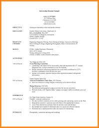 resume format for internship 5 internship cv format model resumed 5 internship cv format