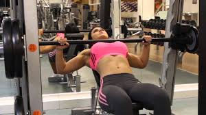incline bench press exercise incline bench press for chest workout