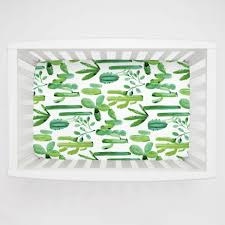 Sheets For Mini Crib Cactus Mini Crib Sheets Fitted Porta Crib Sheet Sets Carousel